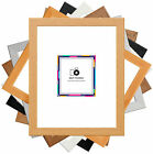 Wood Effect Picture Frame Best Quality Photo Frames Square Panoramic Custom size