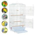 36'' H Pet Bird Cage Parrot Aviary Canary Budgie Finch Perch Portable Perches