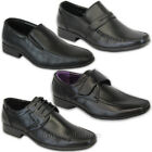 Mens Formal Shoes Italian Style Slip On Lace Up Dress Office Work Wedding