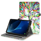 Multi-Angle View Stand Cover For Samsung Galaxy Tab A 10.1 SM-T580 Card Pocket