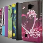 Flip Wallet Pouch Phone Cover Case and Screen Protector for LG Optimus Zone 3