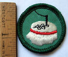 Girl Scout Junior 1963-1980 NEEDLECRAFT BADGE Sewing Embroider Patch CHOOSE Year