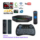 T95Z Plus 32GB Octa Core Wifi Bluetooth 4K Android Smart TV Box Air Mouse Remote