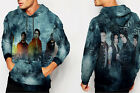 FALLING IN REVERSE Rock Band New Hoodie Mens RARE ITEMS