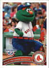 2011 Topps Opening Day Mascots - Finish Your Set - *WE COMBINE S/H*
