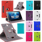 For Samsung Galaxy Tab 4 10.1 Tablet SM-T530NU Leather Rotating Case Cover US