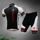 Mens Cycling Jerseys Suits Bicycle Wear Clothes 4D Padded Shorts Biking Clothing