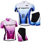 Lovers Bike Suits Cycling Uniforms Clothing Jerseys Bicycle Fits for Biking