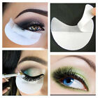20 Pairs Under Eye Shadow Shields Patches Mascara Eyelash Guard Pads Protection