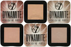 W7 Dynamite Highlighting Powders - Choose From 3 - Tin Cheeks Bones Illuminate