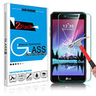 For LG Rebel 2/Fortune/Phoenix 3/Risio 2 Tempered Glass Screen Protector HD Film <br/> US Seller ✔ Fast Free Shipping ✔ With Gift ✔