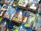 STAR WARS MIXTE EMBALLÉ FIGURINES UN POTJ/POWER OF THE FORCE II/SAGA MOC