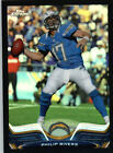 2013 Topps Chrome Black Refractors NFL - Finish Your Set  *GOTBASEBALLCARDS