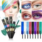 Huamianli 3D Fiber Mascara Colorful Eyelash Extension Waterproof Eye Lash Makeup