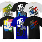 DC Mens Printed T-shirt Skateboard Sports Tee New