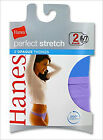 Hanes Womens ComfortSoft Waistband 4 Pack Opaque Thongs