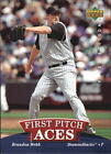 2007 Upper Deck First Edition Pitch Aces - Finish Your Set  *GOTBASEBALLCARDS