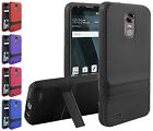 For LG Stylo 3 Stylo 3 PLUS Ultra Slim Premium Hybrid TPU Kickstand Cover Case