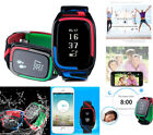 Waterproof Bluetooth Heart Rate/Blood Pressure Monitor Activity Tracker Watch FV