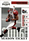 2006 Playoff Contenders Football (#1-100) Your Choice - *WE COMBINE S/H*