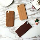 Vintage Wood Texture Ultra Thin Soft Case Cover For Apple Iphone 6 6S 7 Plus NEW