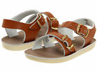 NEW INFANT TODDLER SALT WATER SANDAL SEA WEE 2005 TAN SUN-SAN BY HOY SHOES