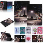 For iPad Pro 12.9 9.7 Smart Leather Cover Flip Stand Shockproof Rugged Hard Case