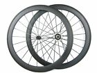 50mm clincher full carbon fiber bike wheels road racing wheels 23mm width BIKE