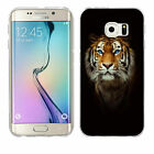 Anti Fingerprint Clear Silicone TPU Rubber Soft Protect Case Cover For Samsug