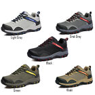 Mens Outdoor Athletic Trail Hiking Shoes Walking Running Breathable  Sport Shoes