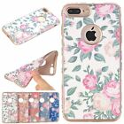 Soft TPU Silicone Popular Floral Pattern Ultra Thin Case Cover For iPhone 6 6S 7