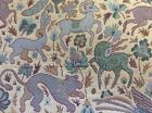 Traditional Vintage Woodland Tapestry Designer Curtain/Upholstery Fabric
