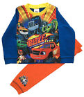 Blaze Boys Pyjamas. Ages 18-24 Months to 4-5 Years