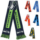 Forever Collectibles NFL Acrylic Knit Big Log Scarf Pick Your Team $10.5 USD on eBay