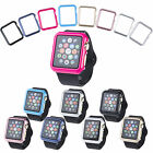 For Apple Watch iWatch Series 1 - Thin Hard Bumper Snap-On Protector Case Cover