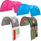 IKEA Kura Childrens Single Bed Canopy – Kids Bedroom Tent Blue or Pink