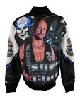 Stone Cold Steve Austin WWE Legends Fanimation Chalkline Jacket
