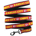 Kansas City Chiefs NFL Dog Lead Leash (3 sizes) $12.45 USD on eBay
