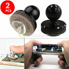 2PCS Joystick Suction Cup Arcade Game Stick Controller Touch Screen Phone Tablet