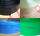 200MM Wide Φ127MM PVC Heat Shrink Tubing Battery Wrap 1M/5M