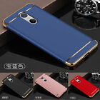 *Xiaomi Redmi Note 4* Royal Slim 3 in1 Electroplating Hybrid Back Case Cover