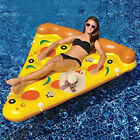 """6 Design Giant 59""""- 98"""" Inflatable Swimming Pool Ride-On Float Beach Lounge Raft"""