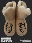 Biggie smalls womens slippers BOOTS personalized hiphop hoodie shakur notorious