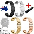 Metal Stainless steel Watch Band Strap 22mm Smart Watch