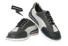 Azo New Discovery Bowling Shoes 2 Tone Color Authentic Made in Korea