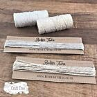 Shimmer Glitter Bakers Twine 10 Metres Wedding Party Crafts String Ribbon