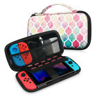 For Nintendo Switch Protect Traveler Cover Storage Carry Bag 10 Game Card Slots