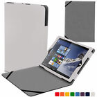 Forefront Cases Leather Strap Smart Case Cover Sleeve for Linx 1010 / 1020