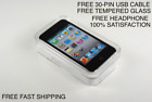 Apple iPod Touch 4th Generation 8, 16, 32, 64 GB White | Black iOS6 A-/B+ Grade <br/> 30 Days Warranty. USA Seller. Best Price! Fast Shipping