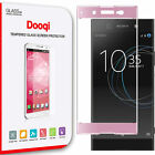For Sony Xperia XA1 Ultra Full Cover 3D Curved Tempered Glass Screen Protector